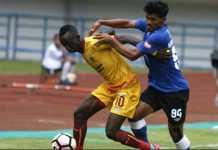 Pemain Sriwijaya FC, Makan Konate, bertekad untuk tampil maksimal bersama Laskar Wong Kito di gelaran Liga 1 Indonesia musim 2018 ini.