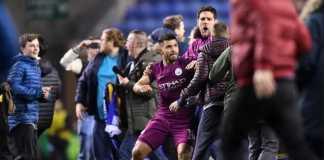 Manchester City dijatuhi sanksi denda karena dinilai tak bisa mengendalikan para pemainnya, menyusul keributan di kandang Wigan Athletic akhir Februari lalu.