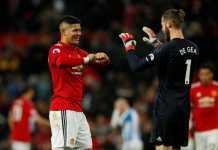Marcos Rojo teken kontrak baru tiga tahun di Manchester United.