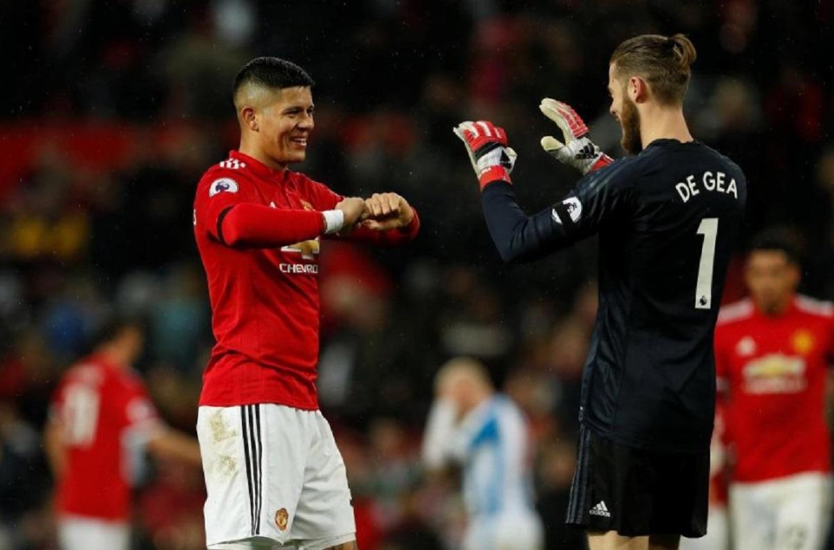 Marcos Rojo Teken Kontrak Baru 3 Tahun Di Manchester United