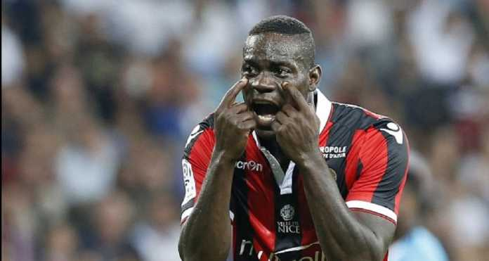 Mario Balotelli tak dipanggil Timnas Italia walaupun ia bermain bagus di klub Ligue 1, Nice.