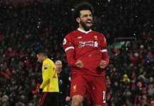 Mohamed Salah kini jadi incaran tiga tim raksasa: Real Madrid, Barcelona dan PSG.