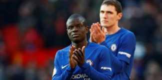 Kondisi N'Golo Kante ternyata sempat mengkhawatirkan saat ia ambruk dalam sebuah sesi latih Chelsea jelang akhir pekan lalu.