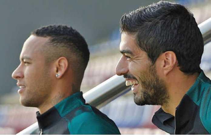 Luis Suarez peringatkan eks pemain Barcelona, Neymar, soal rencana penyerang PSG itu untuk pindah ke Real Madrid.