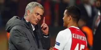 Patrick Kluivert minta putranya, Justin, untuk menolak Manchester United dan gabung Barcelona.