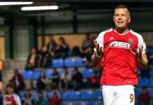 Pemain baru Bhayangkara FC asal Serbia, Nikola Komazec, tak mau janji akan cetak banyak gol bagi klubnya itu di Liga 1/2018.