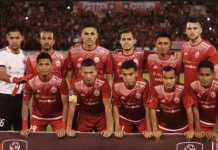 Persija Jakarta kini bermarkas di Stadion Sultan Agung, Bantul, selama gelaran Liga 1 Indonesia/2018 ini.