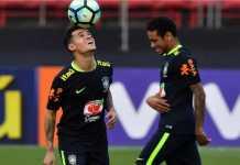 Timnas Brasill bakalan numpang latihan di Tottenham Hotspur, selama persiapan mereka hadapi Piala Dunia 2018.