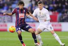 Eibar akan menjamu raksasa Spanyol, Real Madrid, di pekan ke-28 Liga Spanyol di Estadio Municipal de Ipurua, Sabtu (10/3) petang WIB.