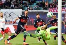 RB Leipzig vs Bayern Munchen, Liga Jerman
