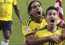 Dua pemain papan atas Eropa, James Rodriguez dan Radamel Falcao, kembali dipanggil Timnas Kolombia.
