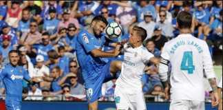 Real Madrid akan menjamu Getafe - tim terkotor di lima kompetisi teratas Eropa karena telah lakukan 456 pelanggaran musim ini, di Bernabeu, Minggu (4/3).