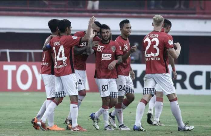 Bali United Cari Modal Kepercayaan Diri
