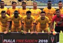 Sriwijaya FC kemungkinan besar tanpa tiga pemainnya di pertandingan perdana Liga 1/2018 akhir bulan ini.