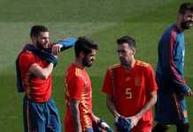Timnas Spanyol umumkan nomor punggung para pemainnya untuk laga persahabatan melawan Jerman dan Argentina.