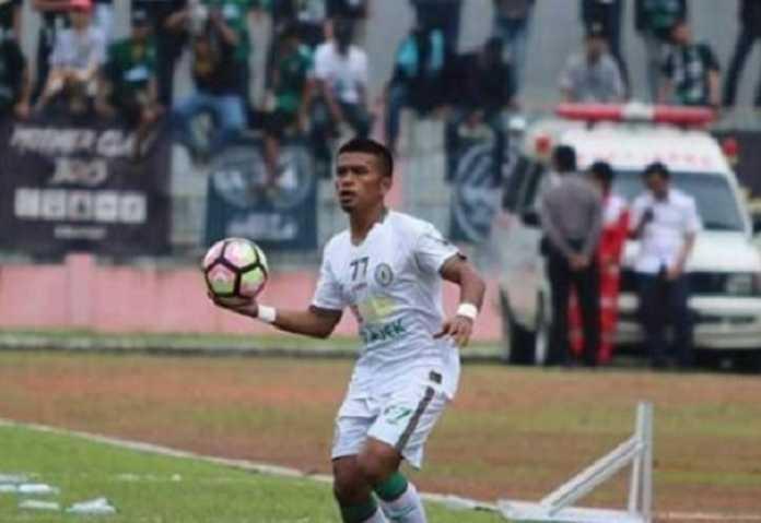 Borneo FC resmi pinjam bek PSS Sleman, Tedi Berlian, untuk gelaran Liga 1 Indonesia/2018.
