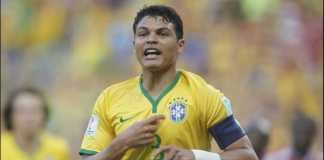 Thiago Silva mengaku, Brasil pantas dihormati setelah menang atas juara dunia 2014, Jerman, di Berlin.
