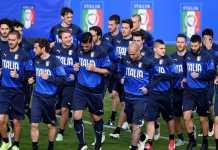 Pelatih Luigi Di Biagio masih ragu-ragu tentukan Starting XI Timnas Italia yang akan dimainkan di laga kontra Argentina, Sabtu (24/3) dinihari WIB.