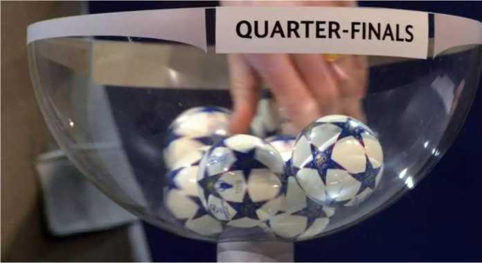 Pot undian perempat final Liga Champions