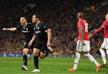 Pemain Sevilla pembobol gawang Manchester United, Wissam Ben Yedder, dipanggil Timnas Prancis.