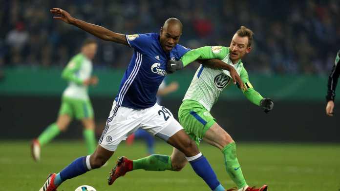 Wolfsburg vs Schalke 04, Liga Jerman