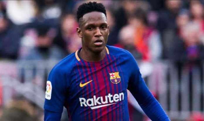 Yerry Mina harus buktikan kemampuannya di Barcelona.