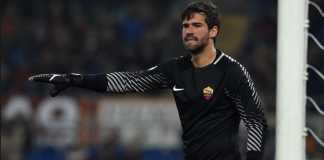 Pimpinan AS Roma, James Pallotta, tegaskan tak akan lepas kipernya, Alisson Becker, walau ia kini diincar banyak klub.