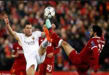 AS Roma tanpa Diego Perotti dan Kevin Strootman di laga kontra Chievo akhir pekan ini dan leg kedua semifinal melawan Liverpool pekan depan, setelah keduanya alami cedera di Anfield.