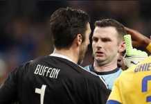 Legenda Juventus, Alessandro del Piero, tak setuju ungkapan Buffon soal wasit Michael Oliver yang mengusir Buffon keluar dan berikan hadiah penalti pada Real Madrid di laga perempat final Liga Champions, Kamis (12/4).