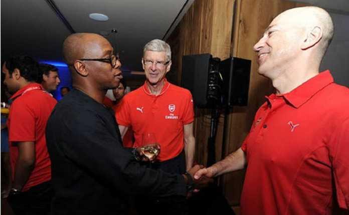 Legenda Arsenal, Ian Wright, yakin Arsene Wenger bukannya mengundurkan diri, tapi dipecat! Simak alasan Wright.