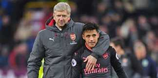 Arsene Wenger mengaku aneh saat Arsenal harus hadapi Manchester United kali ini, karena ada Alexis Sanchez yang bermain di klub lawan.