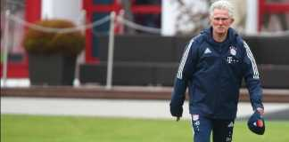 Pelatih Bayern Munchen, Jupp Heynckes, mainkan Starting XI termuda dalam 47 tahun terakhir, saat mereka menjamu Eintracht Frankfurt, Sabtu (27/4) malam ini.