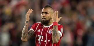 Bayern Munchen dipastikan tak akan diperkuat Arturo Vidal saat bertemu Real Madrid di semifinal Liga Champions.