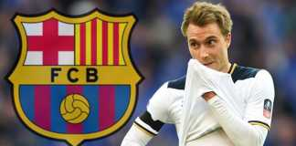 Berita Transfer Barcelona Christian Eriksen