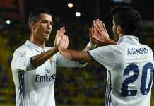 Cristiano Ronaldo minta Marcos Asensio jadi starter saat Real Madrid bertemu Bayern Munchen di leg pertama semifinal Liga Champions, Kamis (26/4) dinihari WIB.