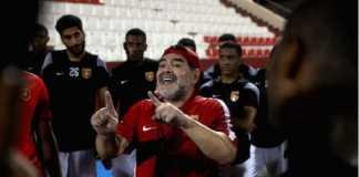 Diego Maradona mundur dari klub asuhannya, Al Fujairah, setelah sebelumnya juga tercatat tinggalkan Al-Wasl.