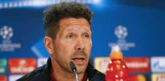 Pelatih Atletico Madrid, Diego Simeone, mengaku sudah tahu rahasia dan kualitas Arsenal - calon lawannya di semifinal Liga Europa.