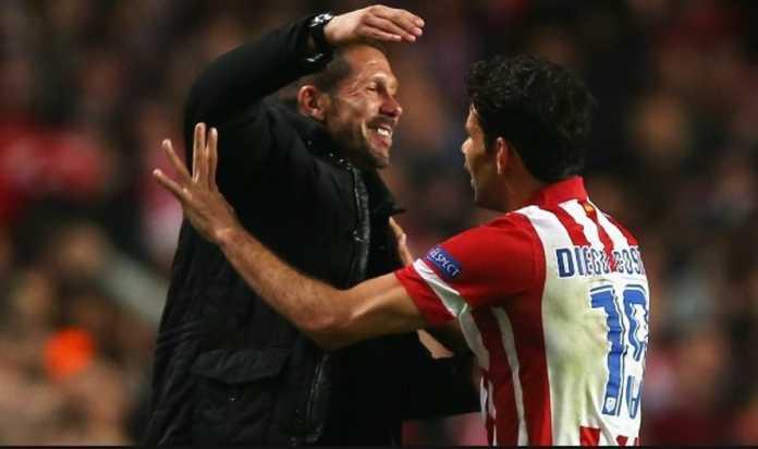 Pelatih Diego Simeone tegaskan, Diego Costa kini berada dalam kondsi fit dan siap mengintimasi Arsenal yang akan jadi lawan Atletico Madrid di semifinal Liga Europa, Jumat (27/4) dinihari WIB.