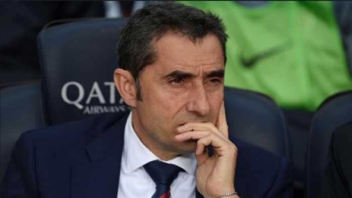 Pelatih Ernesto Valverde dikabarkan akan tinggalkan Barcelona setelah gagal di Liga Champions musim ini.