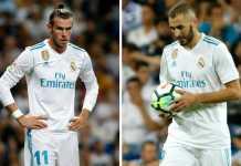 Gareth Bale dan Karim Benzema, Real Madrid