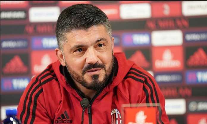 Pelatih AC Milan, Gennaro Gattuso, sangat senang melihat skuadnya bermain imbang 0-0 kontra Napoli akhir pekan ini.