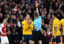 Hasil Arsenal vs Atletico Madrid, Liga Europa