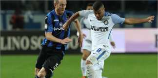 Tak ada gol terjadi selama laga Liga Italia antara Atalanta vs Inter Milan, Minggu dinihari.