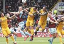Hasil Burnley vs Brighton Hope Albion, Liga Inggris