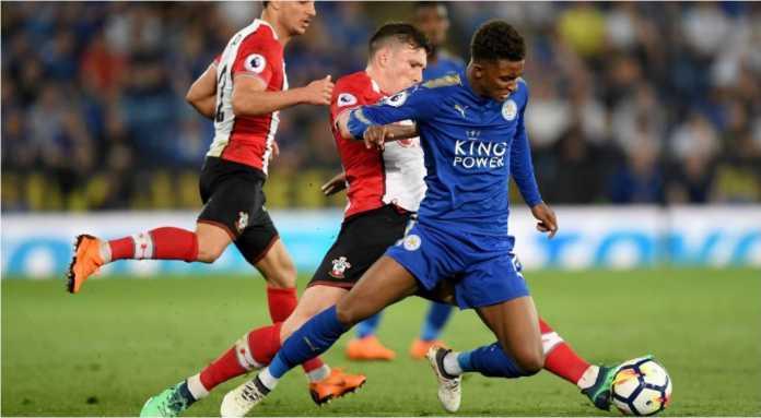 Laga Leicester City vs Southampton, Jumat dinihari, usai dengan skor 0-0. Pemain kedua tim kesulitan menciptakan peluang.