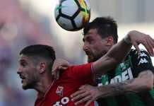 Hasil Sassuolo vs Fiorentina, liga Italia
