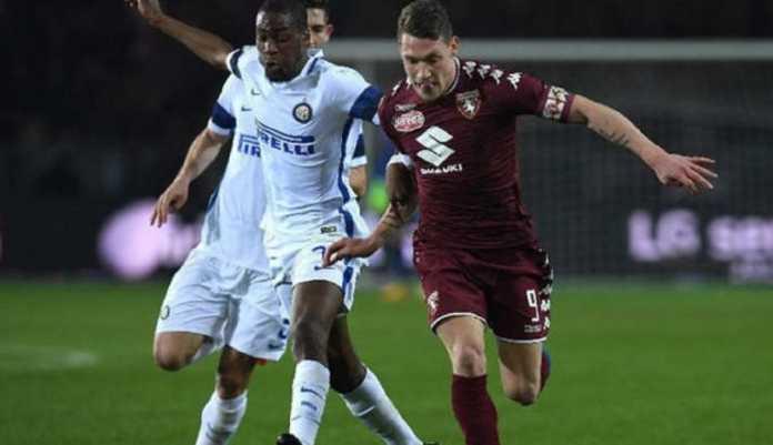 Inter Milan tersingkir dari zona Liga Champions dan kini melorot ke zona Liga Europa setelah dikalahkan Torini, 0-1, akhir pekan kemarin.