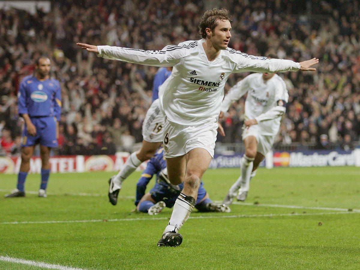 Ivan Helguera, Real Madrid