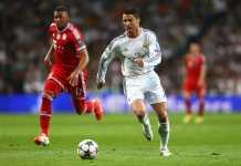 Jerome Boateng siapkan taktik untuk hentikan Cristiano Ronaldo saat Bayern Munchen menjamu Real Madrid di leg pertama semifinal Liga Champions, Kamis (26/4) dinihari WIB.