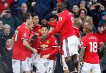 Jose Mourinho lakukan 2 perubahan dalam skuad Manchester United yang menjamu West Bromwich Albion, Minggu (15/4) malam ini.